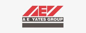A E Yates Logo